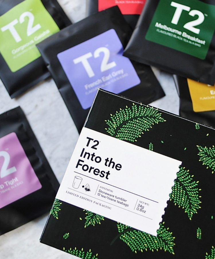 T2 Into the Forest Gift Set